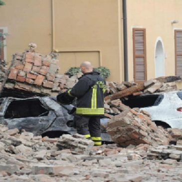 Nuovo terremoto:  altra strage programmata in Italia