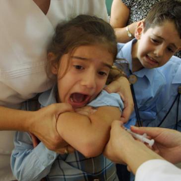 Scioccanti effetti del vaccino H1N1
