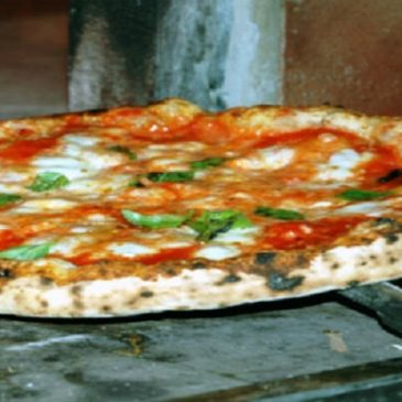 Gli OGM nella  pizza