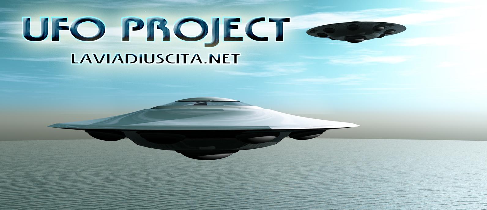Ufo Project - La Via di Uscita