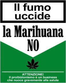 fumo uccide mariuana no - laviadiuscita.net