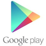 Pulsante google-play