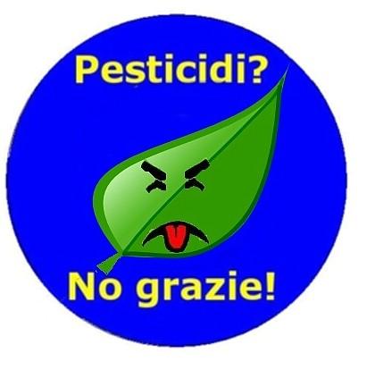 No_pesticidi_foglia logo laviadiuscita.net