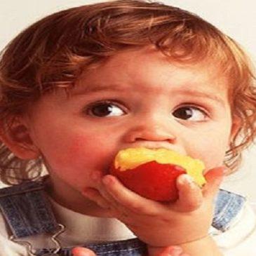 Pesticidi negli alimenti: bambini più a rischio