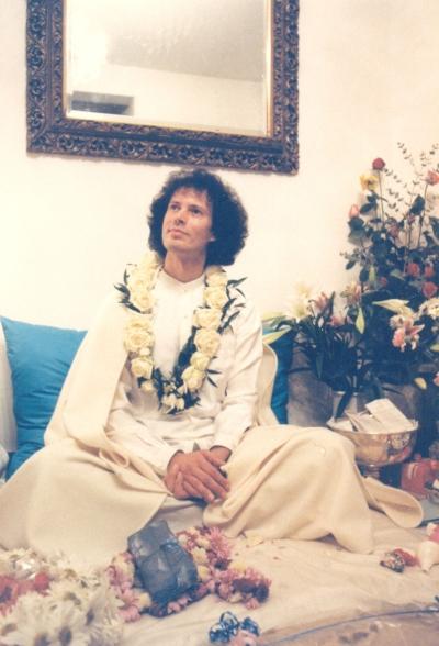 Il Maestro Isha Babaji