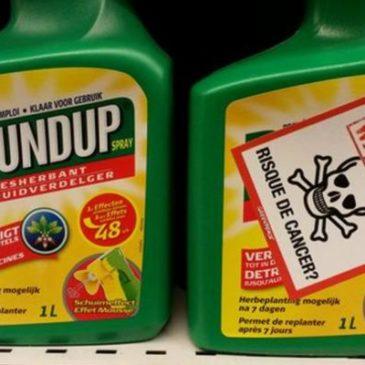 Roundup Monsanto: Sistema di sterminio di massa