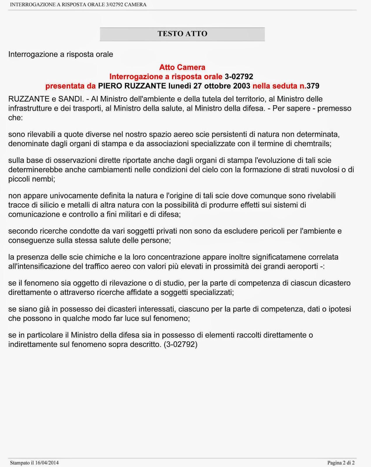 accordi segreti 10 laviadiuscita.net