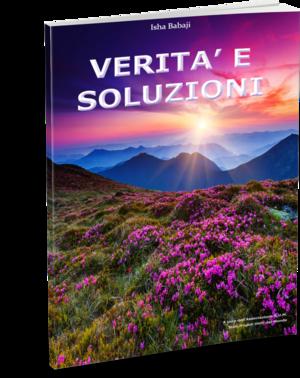 """""""VERITA' E SOLUZIONI"""" – il nuovo libro di Isha Babaji"""