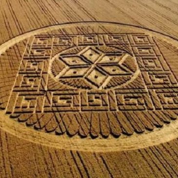 """Qual è il vero messaggio dei  """"Cerchi nel Grano"""" (Crop Circles)?"""
