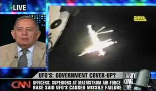 UFO-project messaggio 2