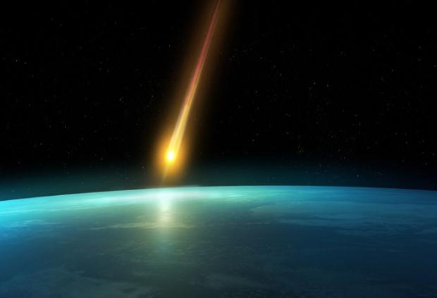 Meteorite ufo project 3
