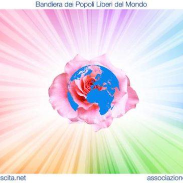 LA BANDIERA DEI POPOLI LIBERI DEL MONDO