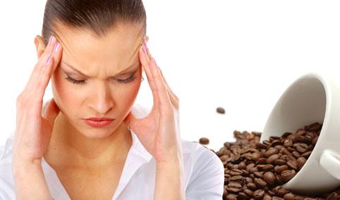 caffè mal di testa