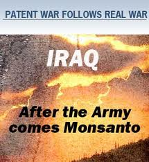 Monsanto iraq laviadiuscita.net