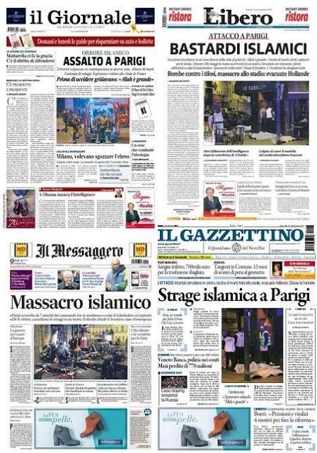 attentati a parigi laviadiuscita.net