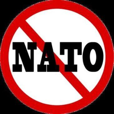 L'urgenza di uscire dalla NATO