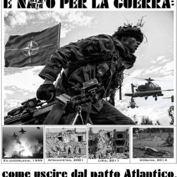 FUORI L'ITALIA DALLA NATO!!! FIRMA QUI LA PETIZIONE