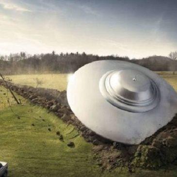 L'UFO di Milano occultato dai fascisti