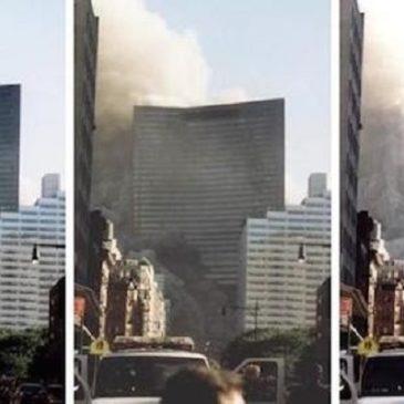 Tutti i TG complici della menzogna! Telecamera riprende le esplosioni all'interno delle colonne portanti dell'edificio 7, ancora dubbi?