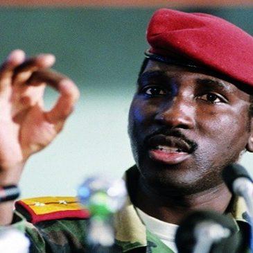 Il Discorso di Thomas Sankara  per eliminare il Debito Pubblico