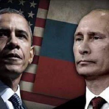 ATTENZIONE! E' guerra indiretta tra Stati Uniti e Russia!!!
