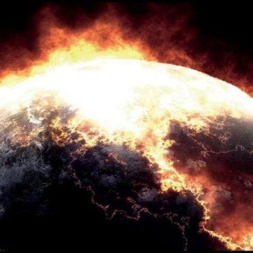 I cancerogeni, mortali raggi UVB e UVC  stanno bruciando il pianeta