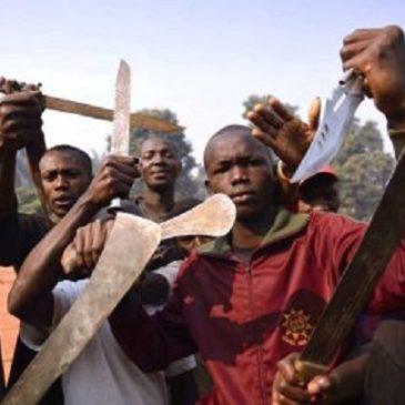 Rapporto choc della Dia: 9 città sono ostaggio della mafia nigeriana, la più feroce in Italia.
