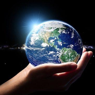 Noi possiamo trasformare la realtà e ristabilire l'equilibrio globale