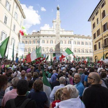Il Popolo Italiano è pronto al Cambiamento